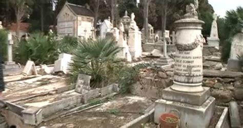 ufficio igiene imperia sempre pi 249 degradato il cimitero monumentale di sanremo