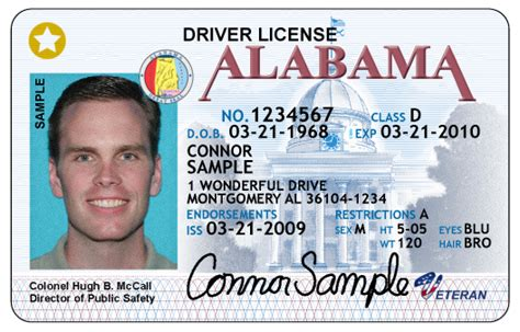 Drivers License Records Alabama Department Of Veterans Affairs