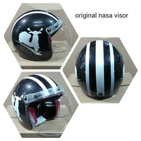 Helm Retro Bogo Lubro Italy 1 pin helm retro vespa ajilbabcom portal on
