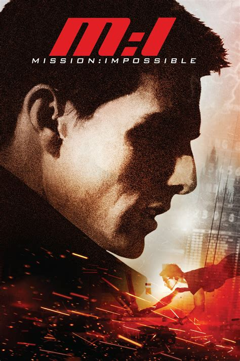 Mission Impossible 1 by Mission Impossible Cover Whiz