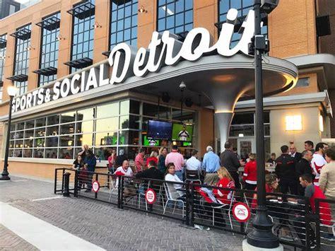 kid rock restaurant nashville menu 6 bars of the district detroit little caesars arena ranked