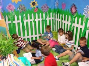 Garden Reading Garden Classroom Strawberrysunlight S