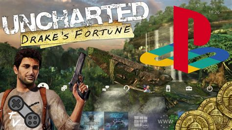 ps4 themes uncharted ps4 theme spotlight uncharted drakes fortune dynamic