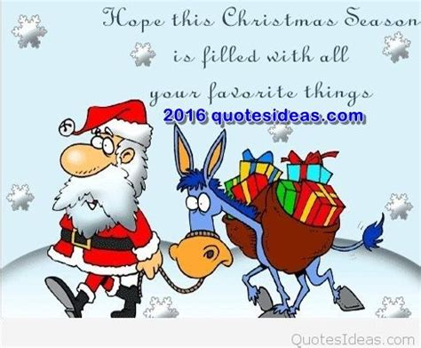 merry christmas happy  year  santa wishes