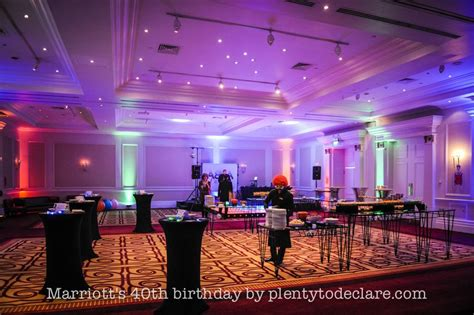 marriott party themes 70s set up in the adelaide ballroom at the marriott hotel regents park