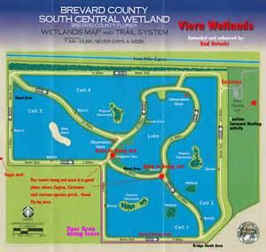 viera wetlands map photo rod ostoski brevard county