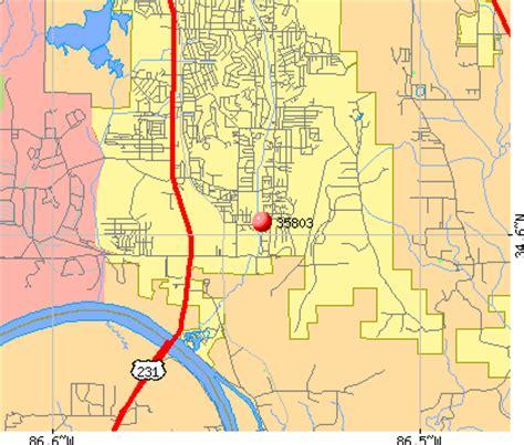 zip code map huntsville al 35803 zip code huntsville alabama profile homes