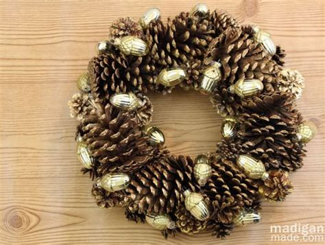 diy pinecone crafts 13 diy pinecone crafts for shelterness