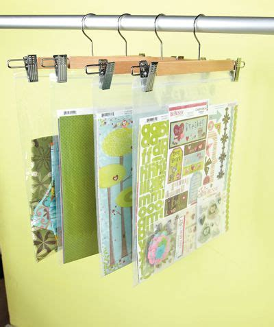 1000 ideas about scrapbook storage on