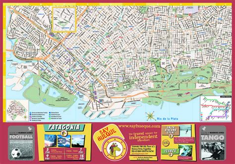buenos aires national geographic destination city map books buenos aires tourist map buenos aires argentina mappery