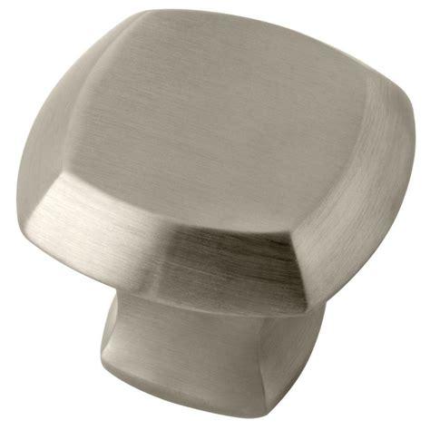 delta mandara knob for pivot shower door in nickel sdkb006