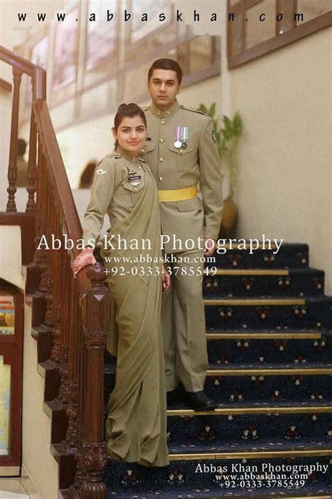 captain beautiful beautiful pakistan army major haris captain sana