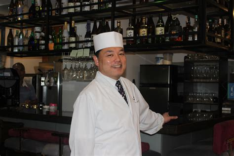 beyond the pub a closer look at japan s izakaya culture japanology 100 japanese style chef uniform japanese with the raindrop cake chef kamlesh joshi is