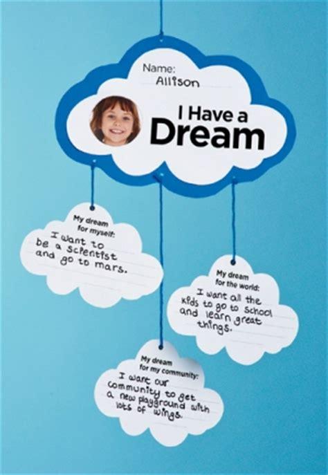 printable quot i have a dream quot mobile scholastic com
