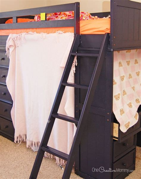 can you turn a bunk bed into a loft bed 1000 ideas about bunk bed fort on ikea beds