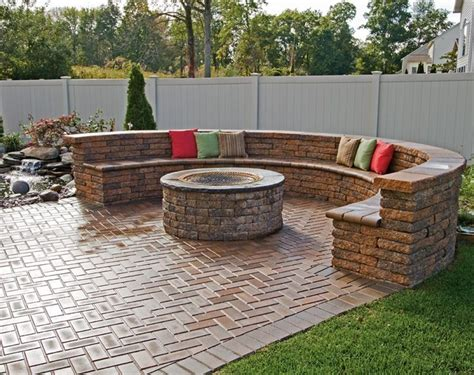 patio designs with pit brick patio furniture brick patio designs with