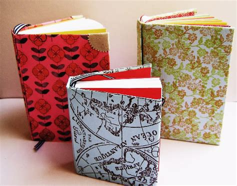 How To Make A Small Book Out Of Paper -