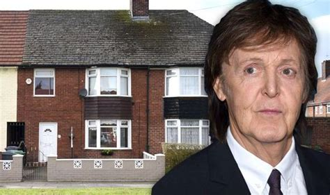 paul mccartney s house paul mccartney s former home in liverpool sells for 163 150 000 at auction celebrity news