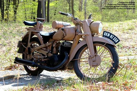 Motorrad Dkw Nz 350 by Dkw Nz 350 1 Bauzeit 1944 1945 Krad Motorrad