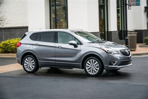 2020 Buick Envision Avenir by 2019 Buick Envision Revealed With Customer Driven Updates