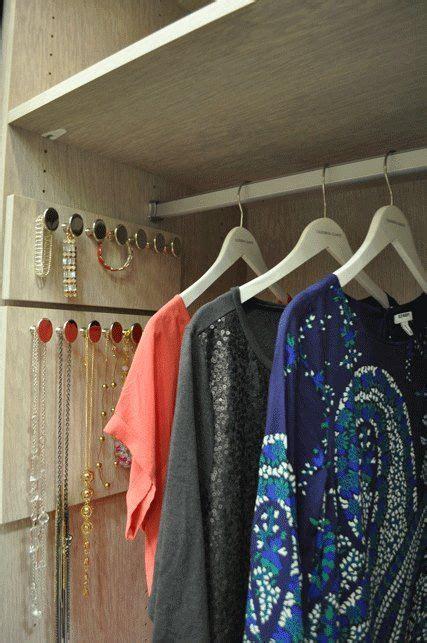 California Closet Accessories by Slide Out Necklace Bracelet Storage Racks California