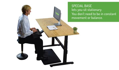 adjustable height desk amazon uncaged ergonomics wobble stool adjustable chair black