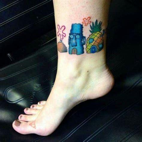 spongebob mom tattoo 25 best ideas about spongebob on