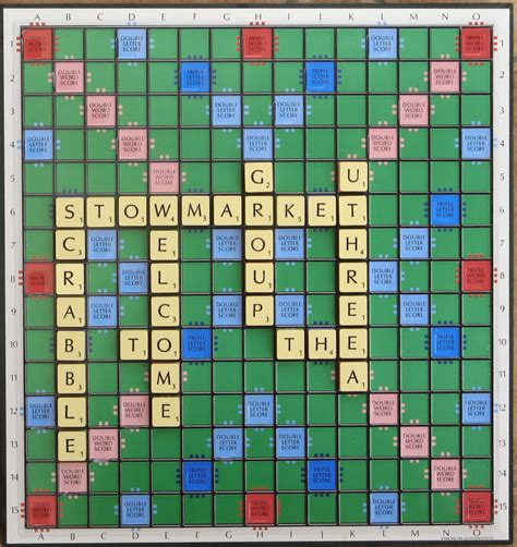 picture of a scrabble board scrabble stowmarket u3a