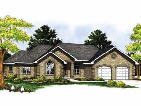 Eplans Ranch Eplans Ranch House Plan Stunning One Story 1843 Square
