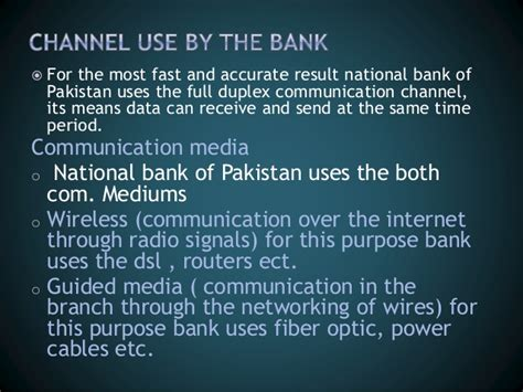 national bank of pakistan in frankfurt information system of nbp
