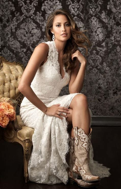 of the dresses country western style best 25 western wedding dresses ideas on