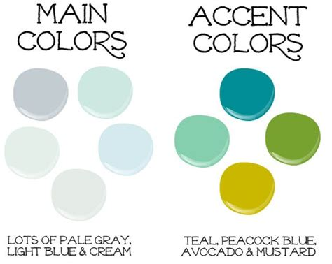 picking a palette for your whole house katie rusch paint colors playroom colors and accent colors on pinterest