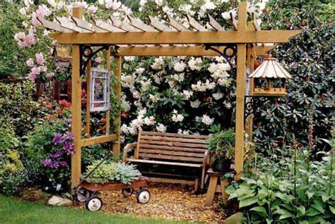 Decorating Ideas For Pergolas Pergolas And The Like For The Backyard Image Pictures