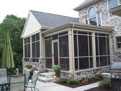 sunroom on patio sunroom addition in lancaster pa home sunrooms 4