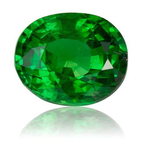 tsavorite garnet oval 2 26ct king gems