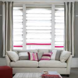Curtains With Blinds Decorating Design Ideas Decorating With Blinds Housetohome Co Uk