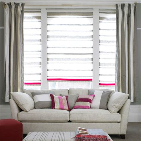 Curtains And Blinds Design Ideas Decorating With Blinds Housetohome Co Uk