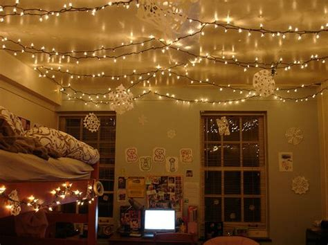 String Lights On Ceiling String Lights On Ceiling Bedroom Pinterest Beautiful String Lights And I