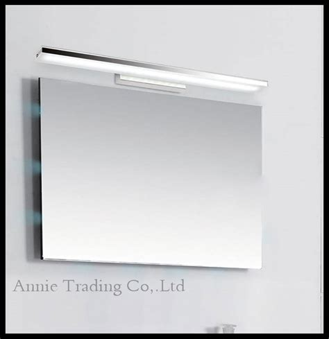 8 12 16 20 24w mirror lights modern makeup dressing room bathroom modern acrylic led front mirror light l40 60 80 100cm 8 12