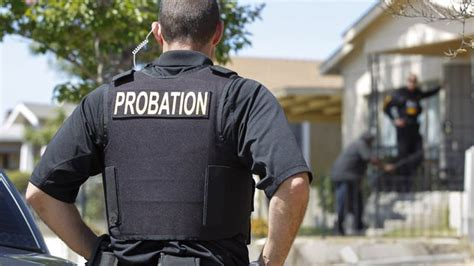 Parole And Probation Office by How Much Does A Probation Officer Make Probation