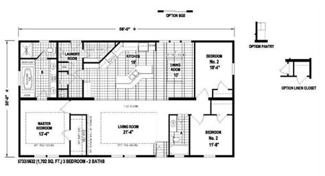 skyline mobile home floor plans 28 images skyline