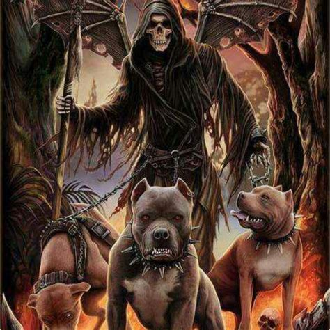 hound of hell hell hounds in all his guises