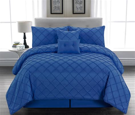 Blue Comforters by Royal Blue Bedding Sets Home Furniture Design