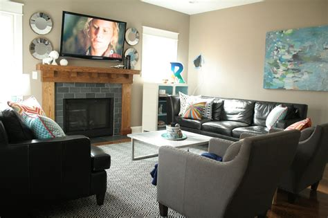 living room layout ideas  chic   easy flow