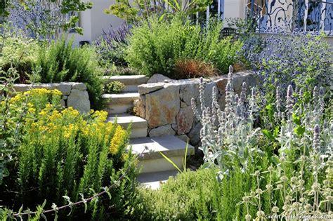Jardins En Terrasse by Am 233 Nager Un Jardin En Terrasses D 233 Tente Jardin