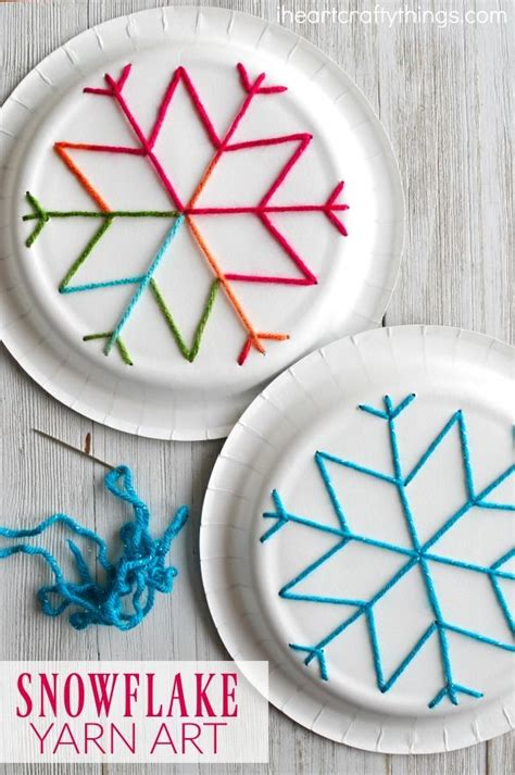 Winter Paper Crafts - best 25 winter crafts for ideas only on