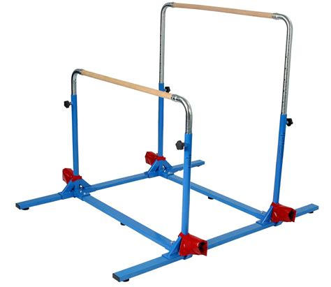 tumbl trak 5 in 1 bar home gymnastics high bar and low bar
