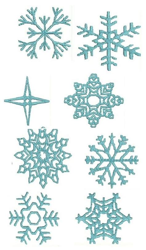 snowflakes templates snowflakes sketches patterns templates cake