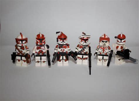 Custom Squad 4 lego wars custom clone squad a photo on flickriver