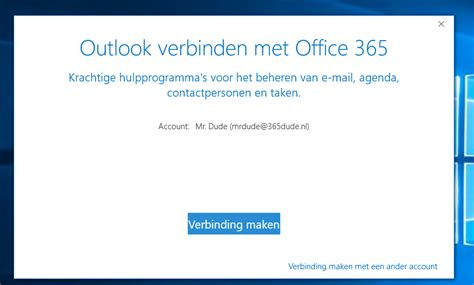 Office 365 Outlook Won T Connect Pass Through Authentication And Sso 365dude